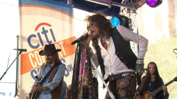 Watch Steven Tyler perform 'Cryin'' on TODAY