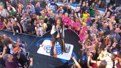 Steven Tyler performs 'Piece of My Heart' live on TODAY
