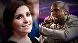 Lena Dunham: Kanye West's NSFW 'Famous' video goes too far