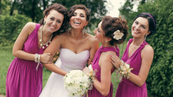 Would you ask your bridesmaid to chip in on your wedding dress?