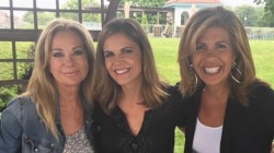 KLG and Hoda love Natalie Morales (especially when she drinks)