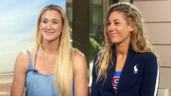 Volleyball stars Walsh-Jennings, Ross look to Rio: 'We love beating Brazil'