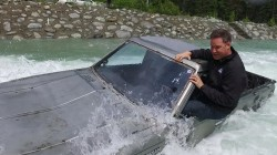Flash flood danger: What to do if you're swept away in your car