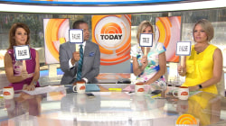 TODAY anchors put their shark knowledge to the test