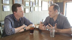 Web extra: Sebastian Junger spent years writing 'Perfect Storm'