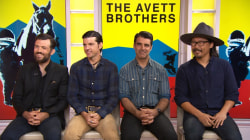 Avett Brothers: We listen to Led Zeppelin as well as Woody Guthrie