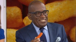 Al Roker turns thumbs down on Burger King's Mac n' Cheetos