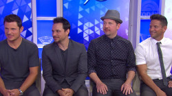 Nick Lachey: 98 Degrees are ready to reconnect with fans on tour