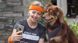 Amanda Seyfried: Adopting my dog Finn 'changed my life'