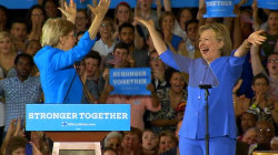 Why Elizabeth Warren is 'Hillary Clinton's Sarah Palin'
