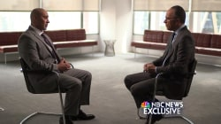 PREVIEW: Lester Holt Interviews Wrongfully Convicted Richard Rosario Ahead of Court Hearing
