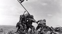 Marine Corps: Man Misidentified in Iconic Iwo Jima Flag Raising Photo
