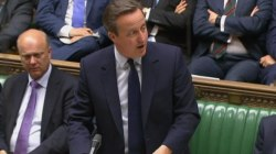 David Cameron Addresses Parliament After Brexit Vote