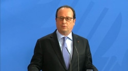 Hollande: Strong Europe Should Not Delay Brexit Process
