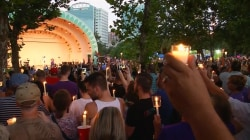 'Peace, Love, Pulse': Thousands Hold Vigil for Massacre Victims