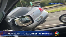 AAA: Most Drivers Have Engaged in Road Rage, Aggressive Driving