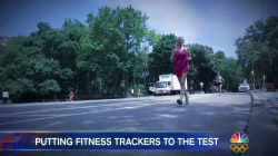 Rossen Reports: How Accurate Are Those Wearable Fitness Trackers?
