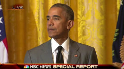Obama: Nice Attack Is 'A Threat to All of Us'