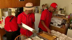 Former gang rivals providing affordable meals with 'Trap Kitchen'
