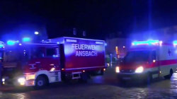 Ansbach bombing: Attacker was rejected Syrian asylum seeker