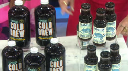 Cold brew coffee is one of the summer's hottest trends