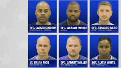 Charges dropped against officers in Freddie Gray case