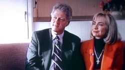 Hillary Clinton's 30 years in the spotlight: Tom Brokaw looks back