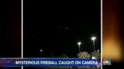 Videos Show Streaking Light Shoot Across Southwest U.S. Sky