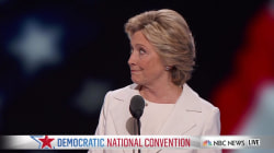 Clinton: Americans Don't Say 'I Alone Can Fix It'