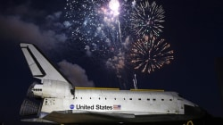 Five Years Ago the Space Shuttle Program Ended