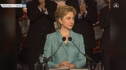 Flashback: Hillary Clinton as Senator