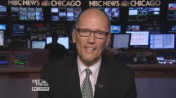Tom Perez on Lynch's Meeting with Clinton: This Wasn't 'Planned in Advance'