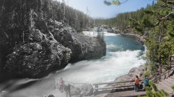 'A Window Into the Past:' Seeing Yellowstone 140 Years Later