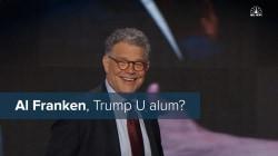 Al Franken's Trump U Comedy Routine at the DNC