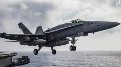 U.S. Aircraft Carrier Begins ISIS Strikes