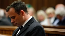 Watch Oscar Pistorius Learn He'll Serve 6 Years for Murder
