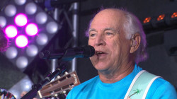 Watch Jimmy Buffett perform 'Volcano' live on TODAY