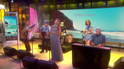 Colbie Caillat sings 'Never Got Away' on TODAY