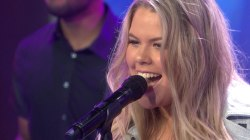 Grace performs 'Hell of a Girl' live on TODAY
