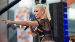 Gwen Stefani performs 'The Sweet Escape' live on TODAY