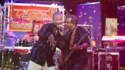 Kool and the Gang perform 'Jungle Boogie,' 'Get Down On It,' 'Celebration'