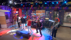 Kool and the Gang perform 'Sexy' new song live on TODAY