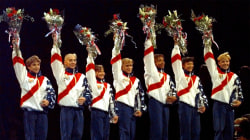Olympic flashback: The Magnificent Seven after their 1996 gold medal