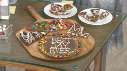 Chocolate pizza, ice cream cone spinner and other fun summer items