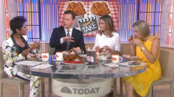 TODAY anchors share their fried chicken secrets