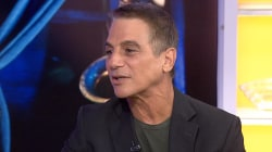 Tony Danza tap-dances, recounts meeting Frank Sinatra