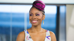 Anika Noni Rose talks 'Power,' 'Roots' and fancy foie gras