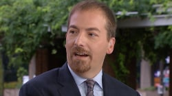 Chuck Todd: Hillary Clinton, Donald Trump both struggling with party unity