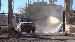 Fierce Fighting as Syrian Troops Besiege Aleppo