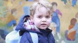 Happy 3rd Birthday, Prince George!